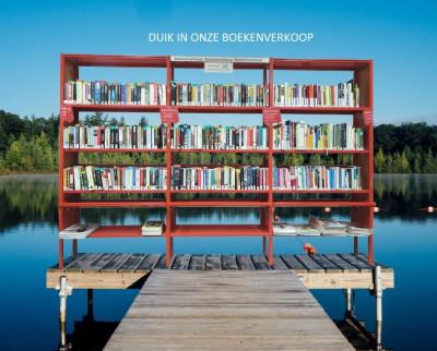 Lezersfeest en boekenverkoop 2 oktober