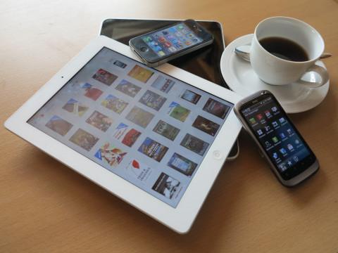 Koffie bij je e-boek