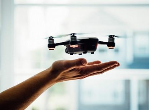Workshop 'Leren vliegen met drones'